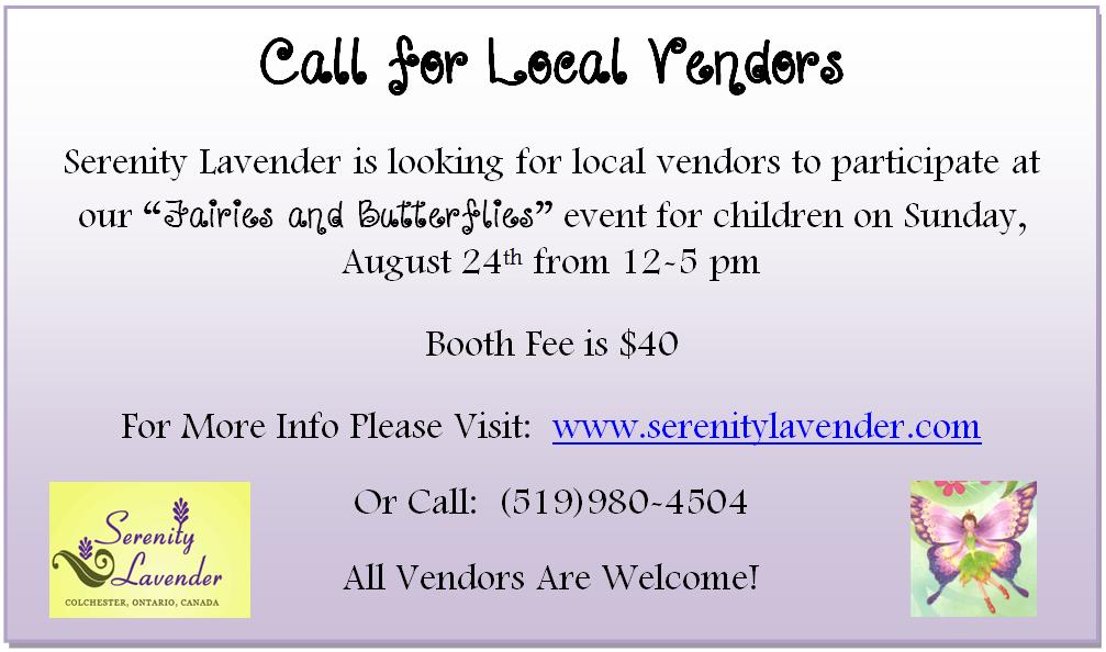 vendors call
