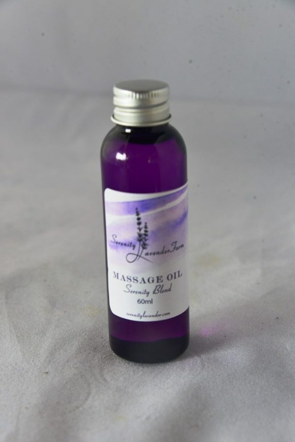 Sensous blend massage oil
