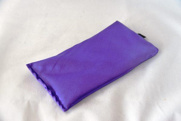 Satin Lavender Eye Pillow