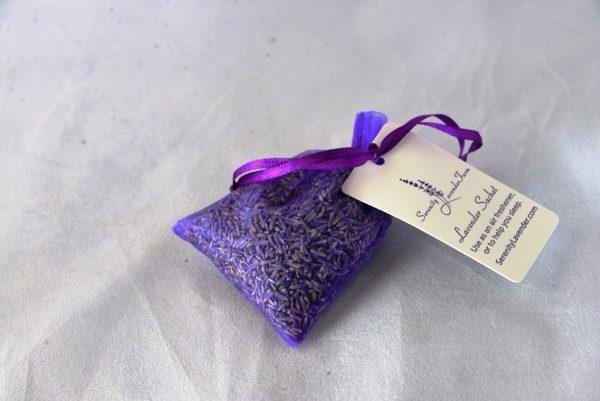 Fragrant Lavender Sachet