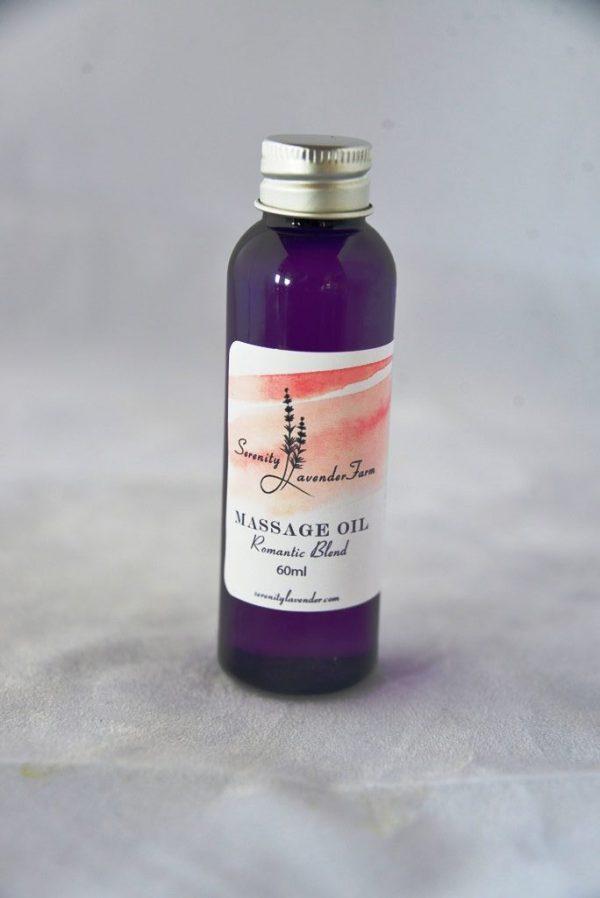 Romantic Blend Massage & Body Oil