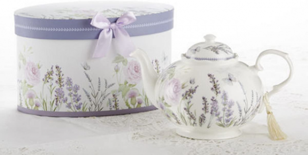 Lavender Rose Tea Collection